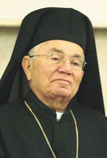 Full text of Bishop Salim Ghazal's Pacem en Terris acceptance speech, Nov. 4, 2007 at St. Ambrose University's Christ the King chapel.