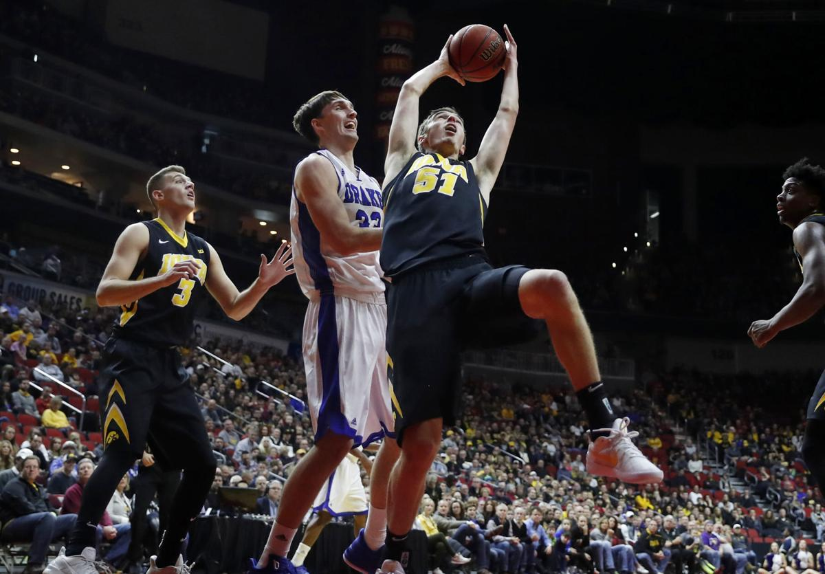 Drake Iowa Basketball