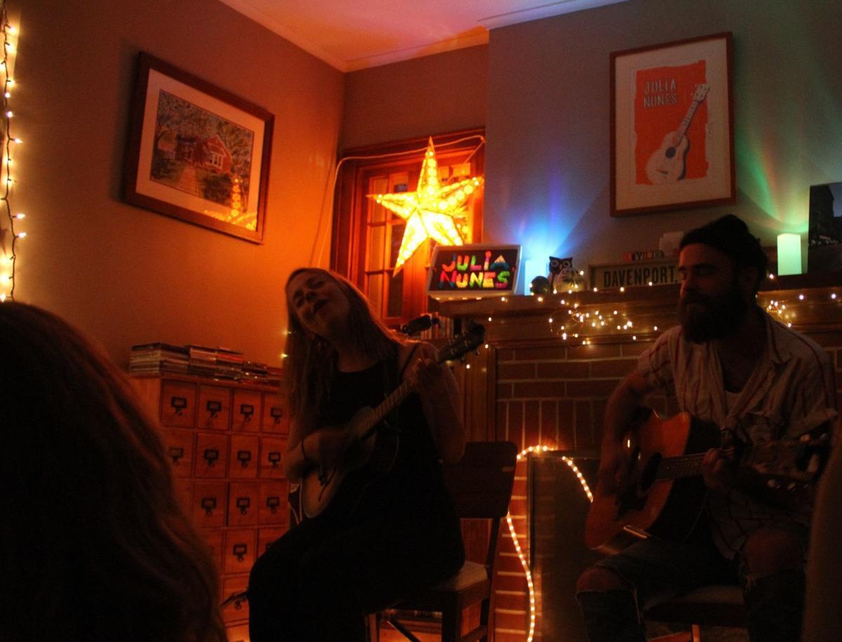 Living room show