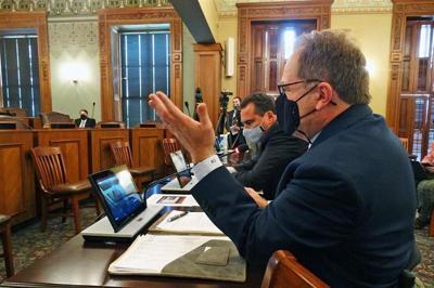 Illinois district maps hearing