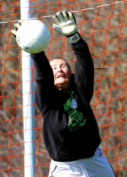 Sydney Lunardi, Assumption Girls Soccer