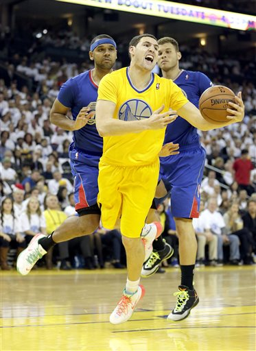 Klay Thompson, Jared Dudley, Blake Griffin | | qctimes.com