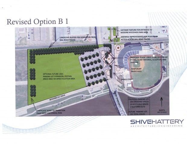 Ballpark project