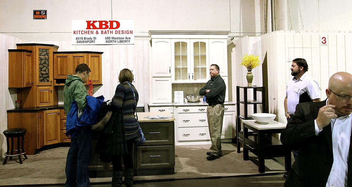 Home show opens weekend run in ri local news for Bathroom design quad cities