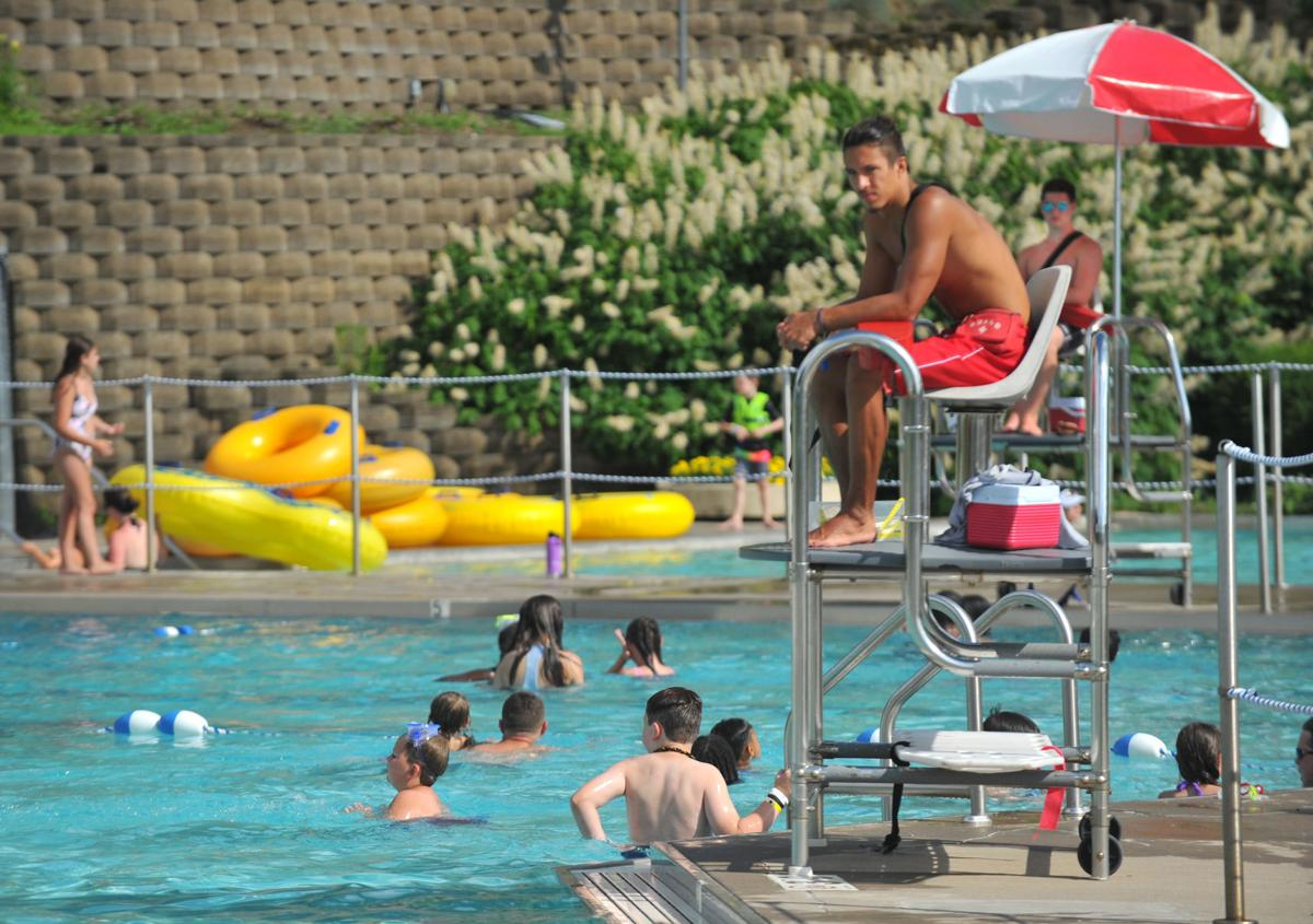 Parks Director Defends Actions In Ri Pool Case Local News