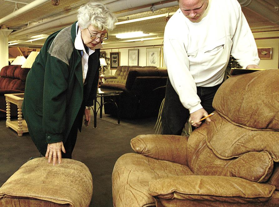 Quad city furniture stores adjust to economic downturn for Furniture quad cities