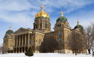 Iowa tax revenues down more than 20 percent