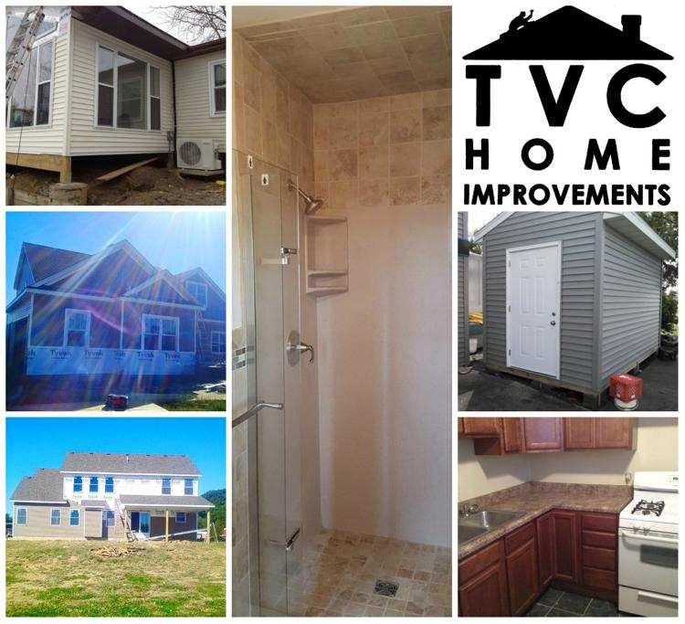 Tvc Home Improvements Windows Roofing Davenport Ia