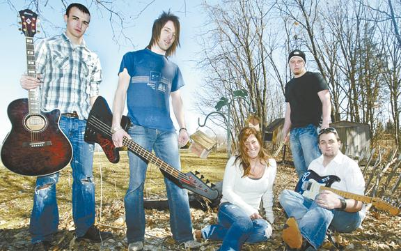 Local country band Boothill Ridge is headed for Nashville