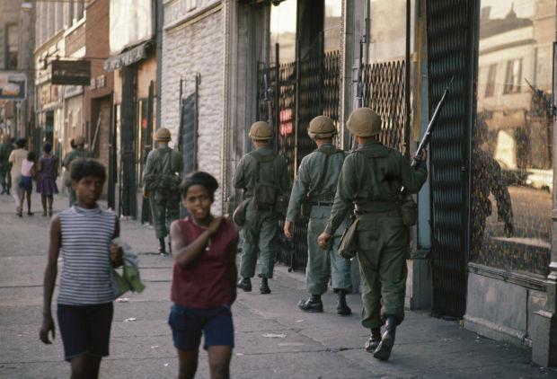Chicago Riots 1968