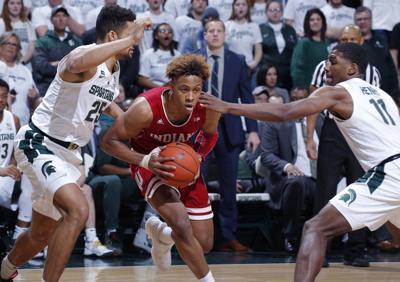 Indiana Michigan St Basketball