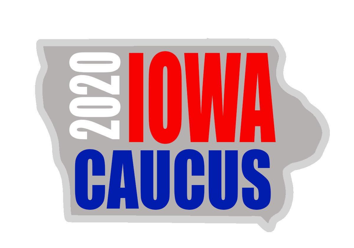 Iowa caucus logo