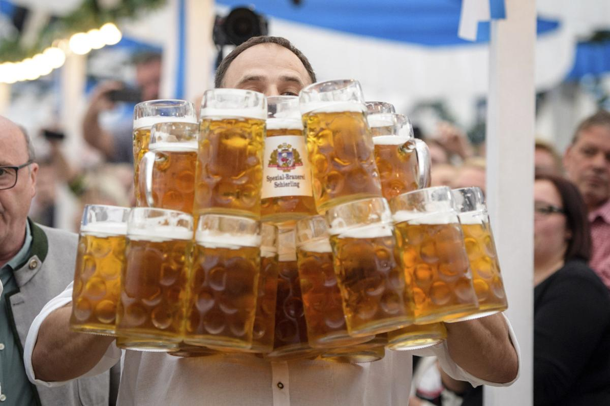 Germany Beer Mugs Record Attempt