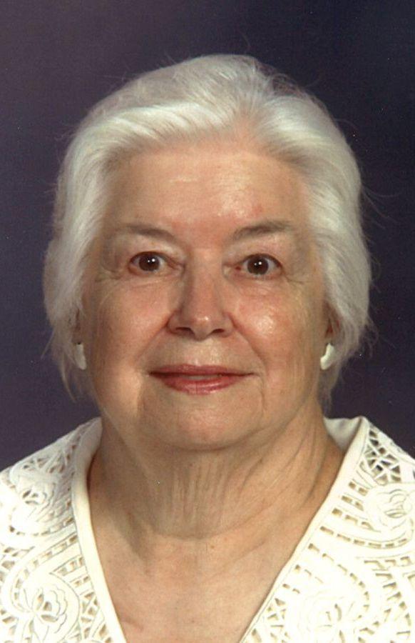 Betty Mae Sauer