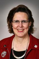 Iowa state Rep. Sandy Salmon