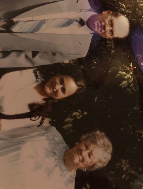 Dean, Linda and Vera Cook