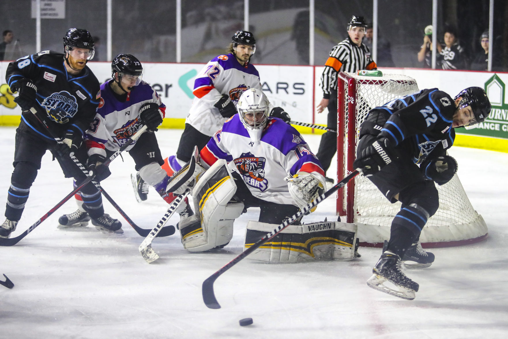 SPHL: After Up-and-down First Half, Storm Searching For Consistency