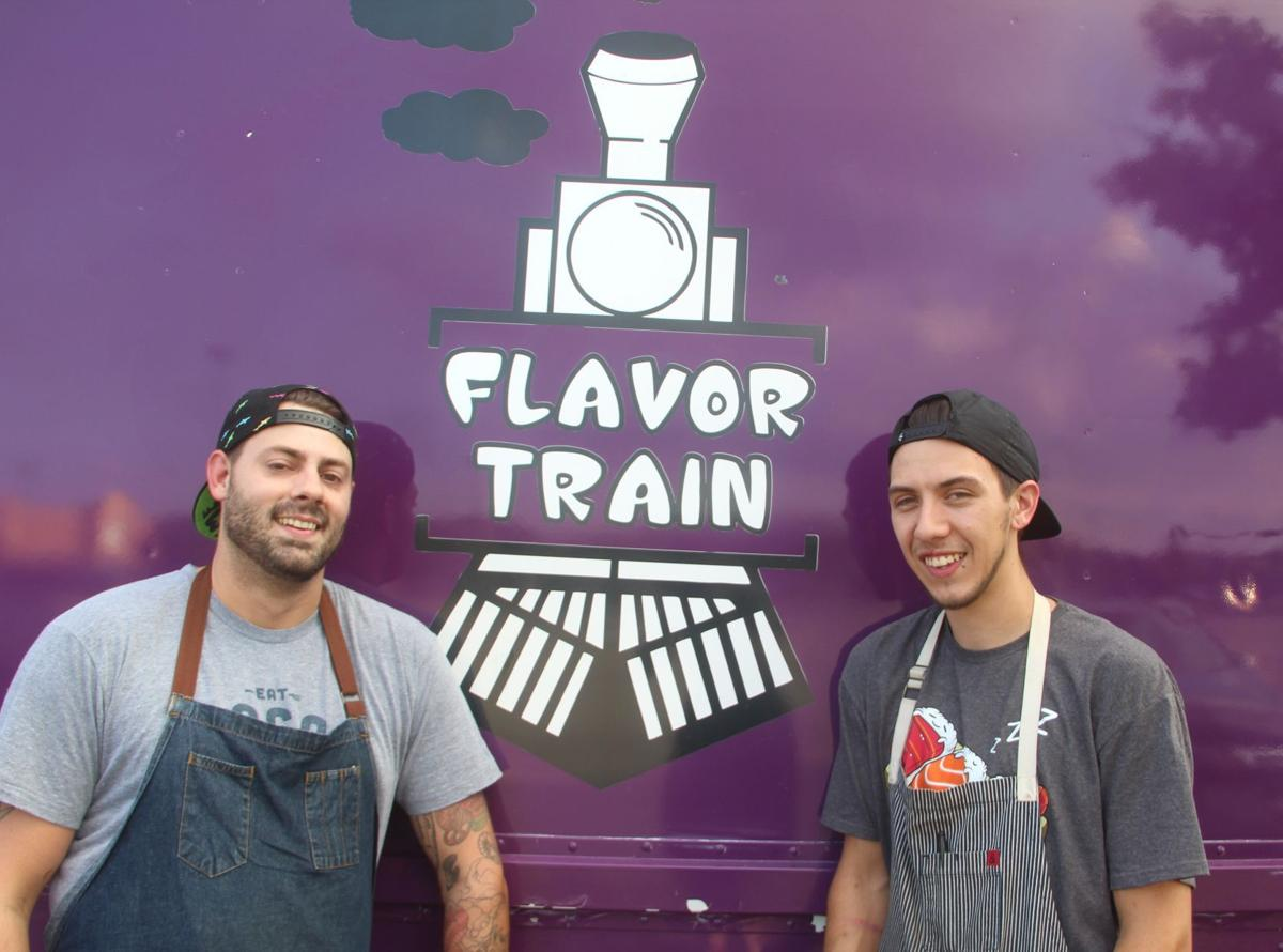 Flavor Train