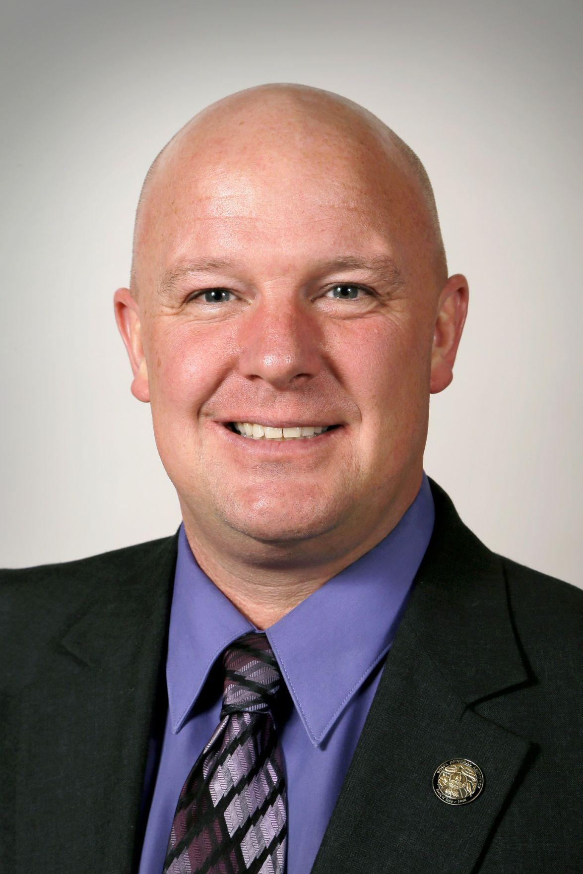 Iowa state Sen. Jason Schultz