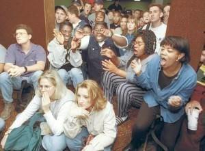 Reaction to OJ Simpson verdict