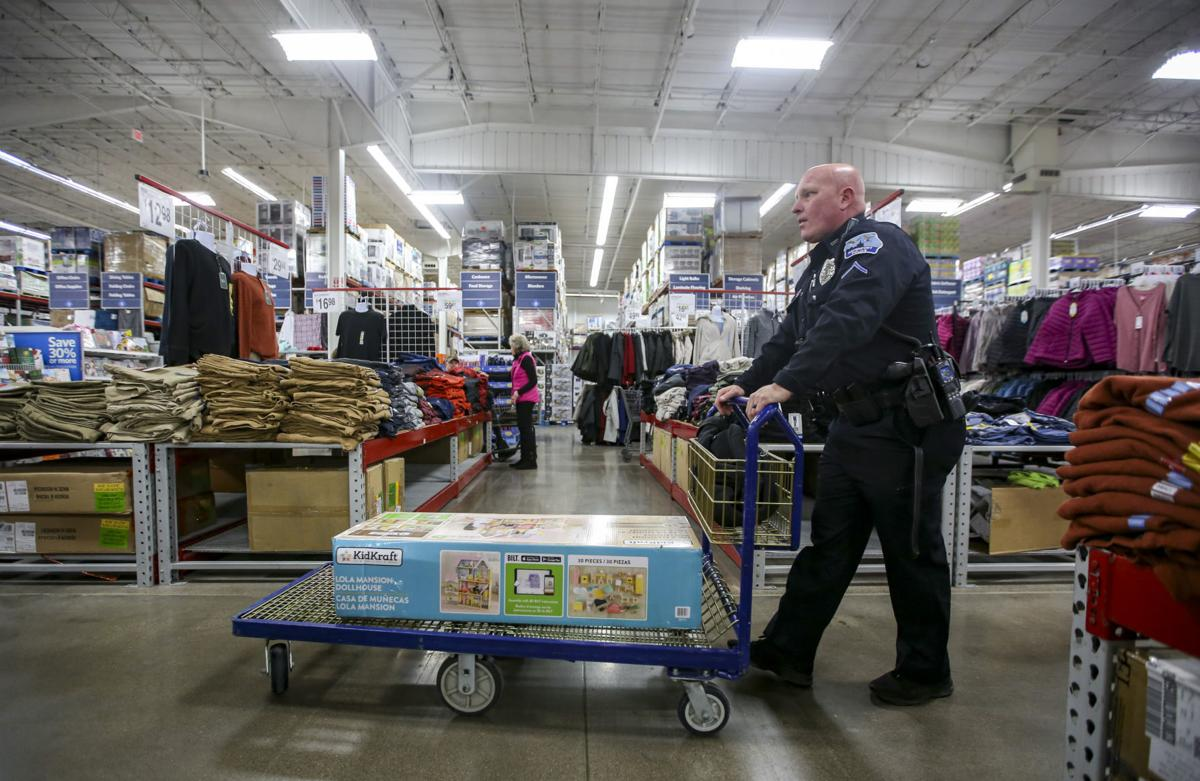 Giving back: Sam's Club gives Quad-City area agencies $5,000 shopping spree