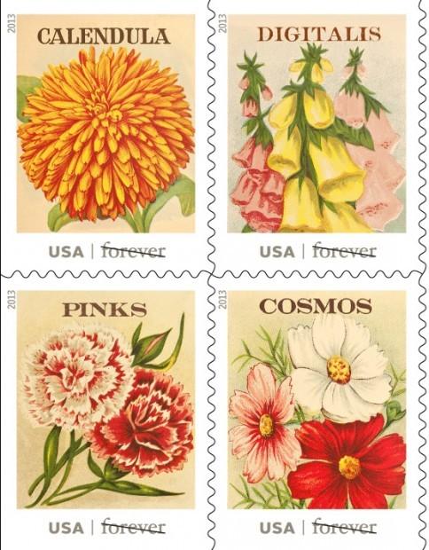 vintage topper stamp
