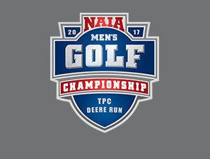 NAIA golf logo
