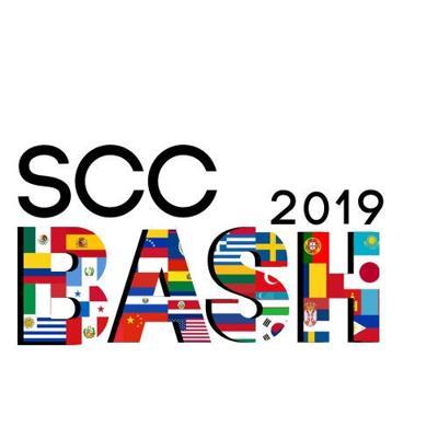 SCC BASH 2019 logo