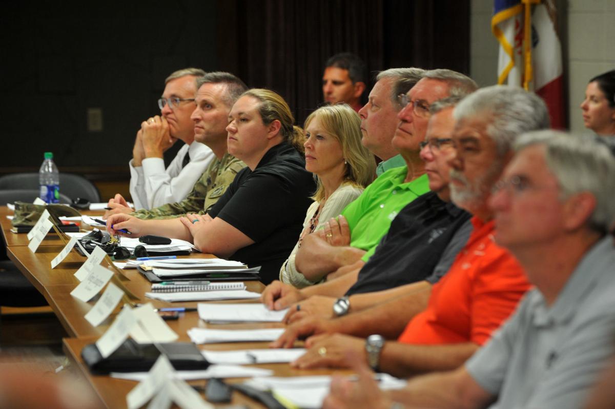 Flooding task force assembled by Davenport Mayor Frank Klipsch