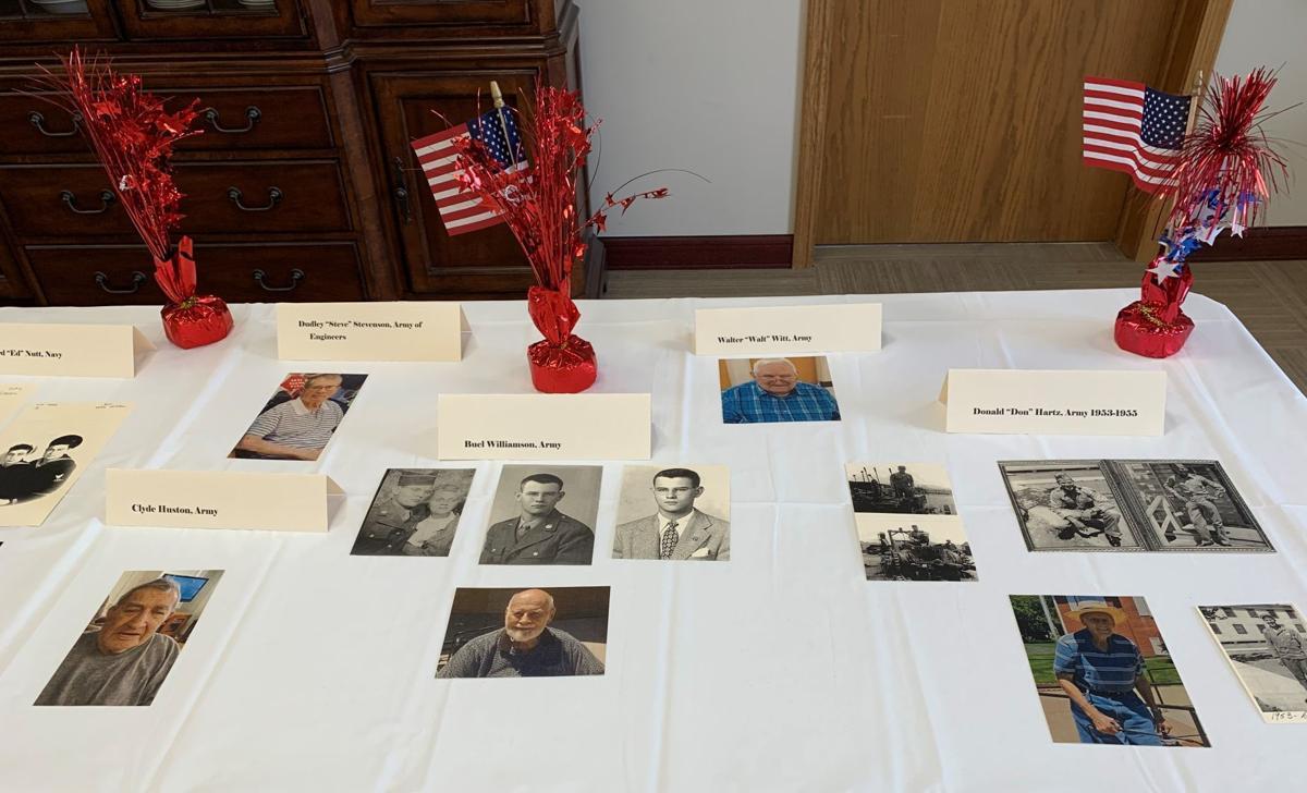 Iowa Masonic Veteran's Day event