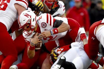 Nebraska Maryland Football