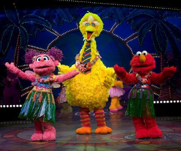 A Q A Interview With Sesame Street S Big Bird Theatre