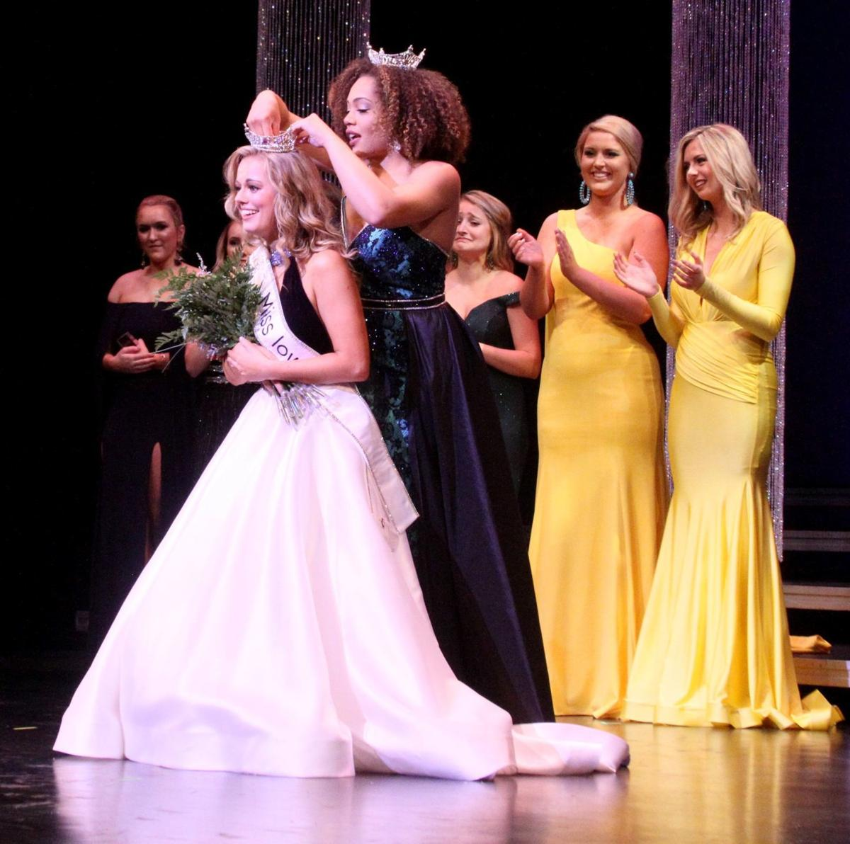 Miss Iowa Pageant 1