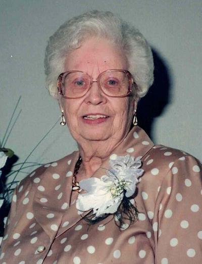 Alma M. Hixon