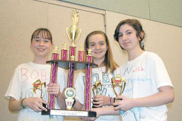 PV teams claws to top at Battle of the Books contest