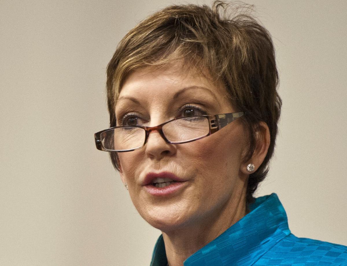 10. Susan Cameron