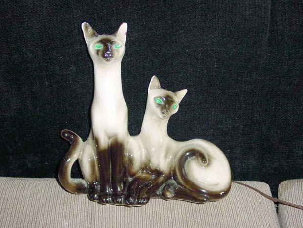Ceramic Cats The Consummate 1950s Furnishing Doug Smith