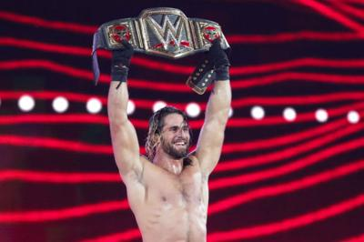 Seth Rollins, Colby Lopez
