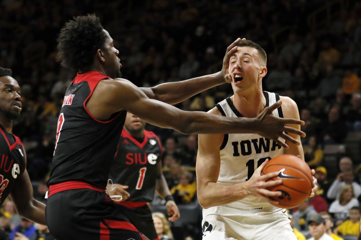 SIU-Edwardsville Iowa Basketball