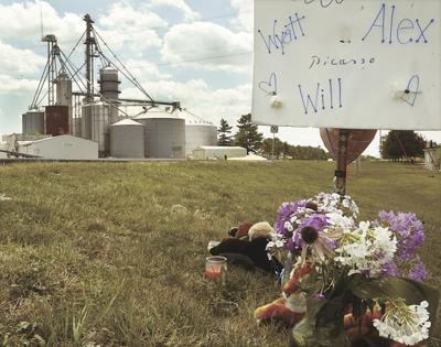 Mount Carroll grain bin deaths