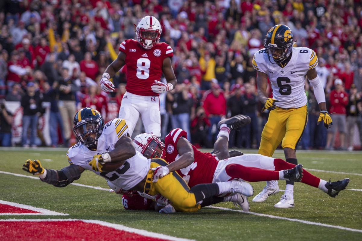 Iowa Nebraska Football