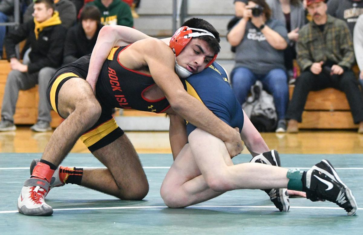Geneseo Class 2A Wrestling sectional
