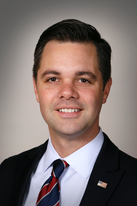 Iowa state Rep. Zach Nunn