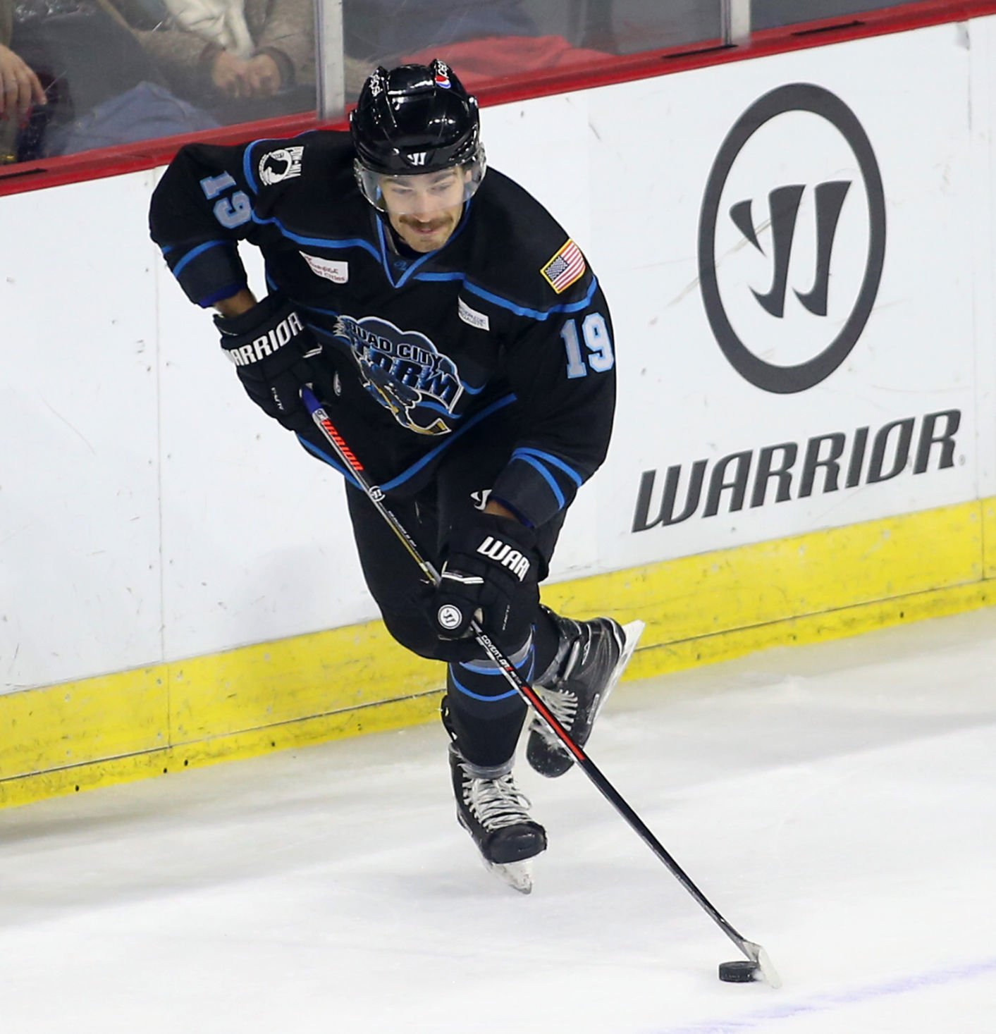 SPHL: After Scoring First Goal In Storm History, McKeown Continuing To Produce