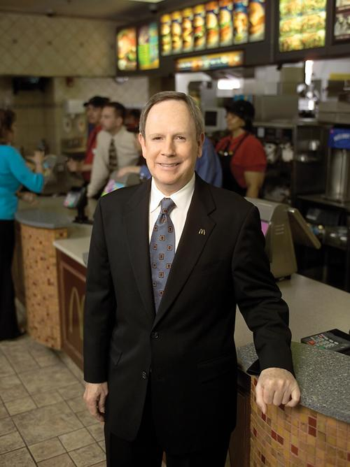 Schools at 150: McDonald's top chief hails from Davenport