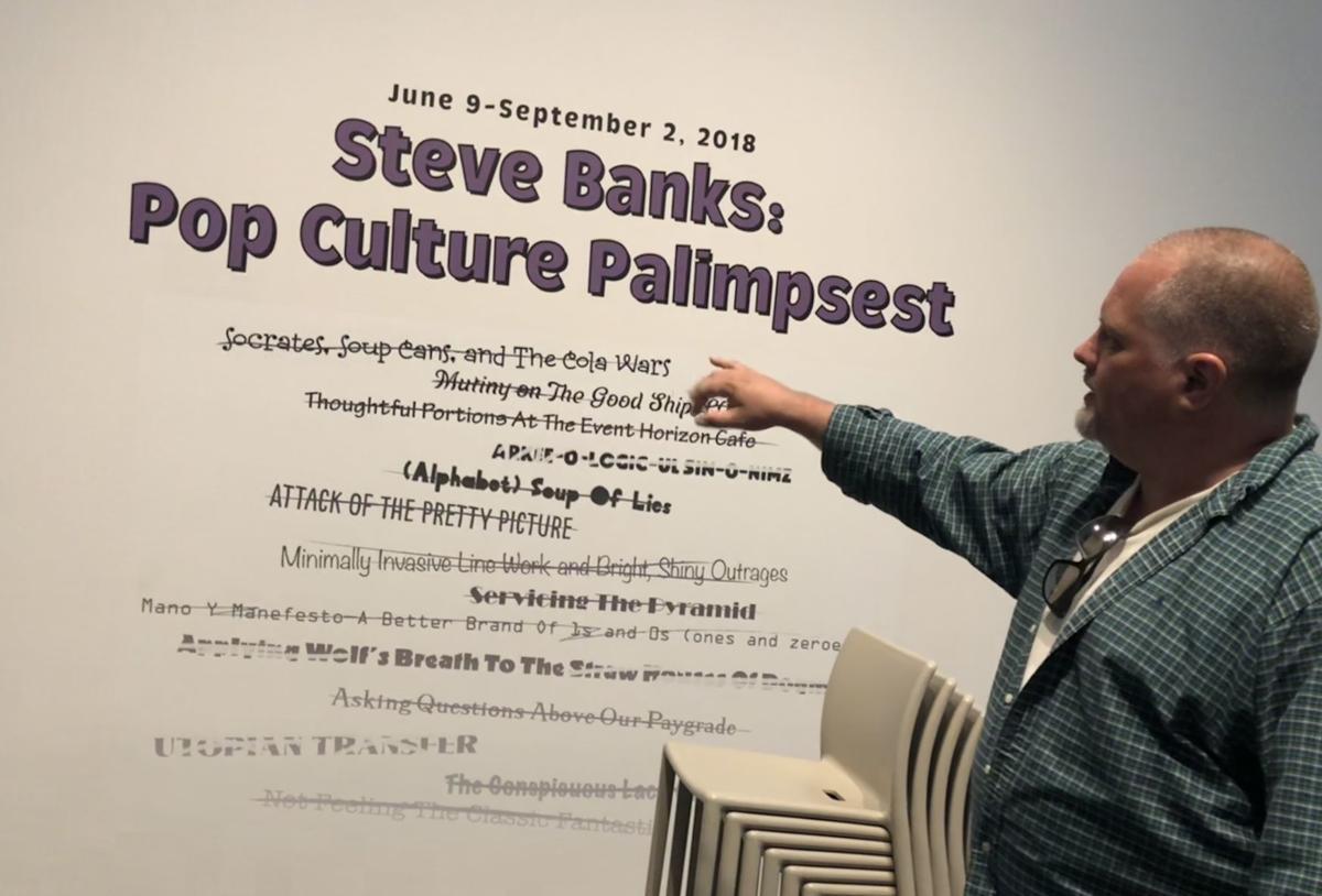 Davenport artist\'s exhibit \'Pop Culture Palimpsest\' opens at Figge ...