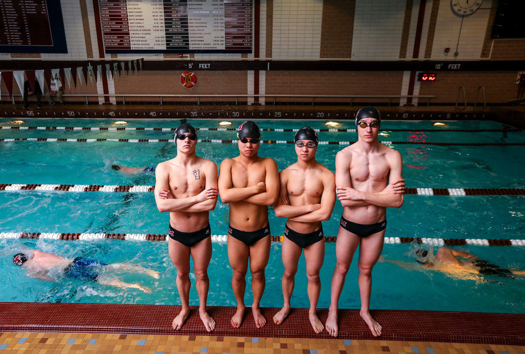 moline swimmers