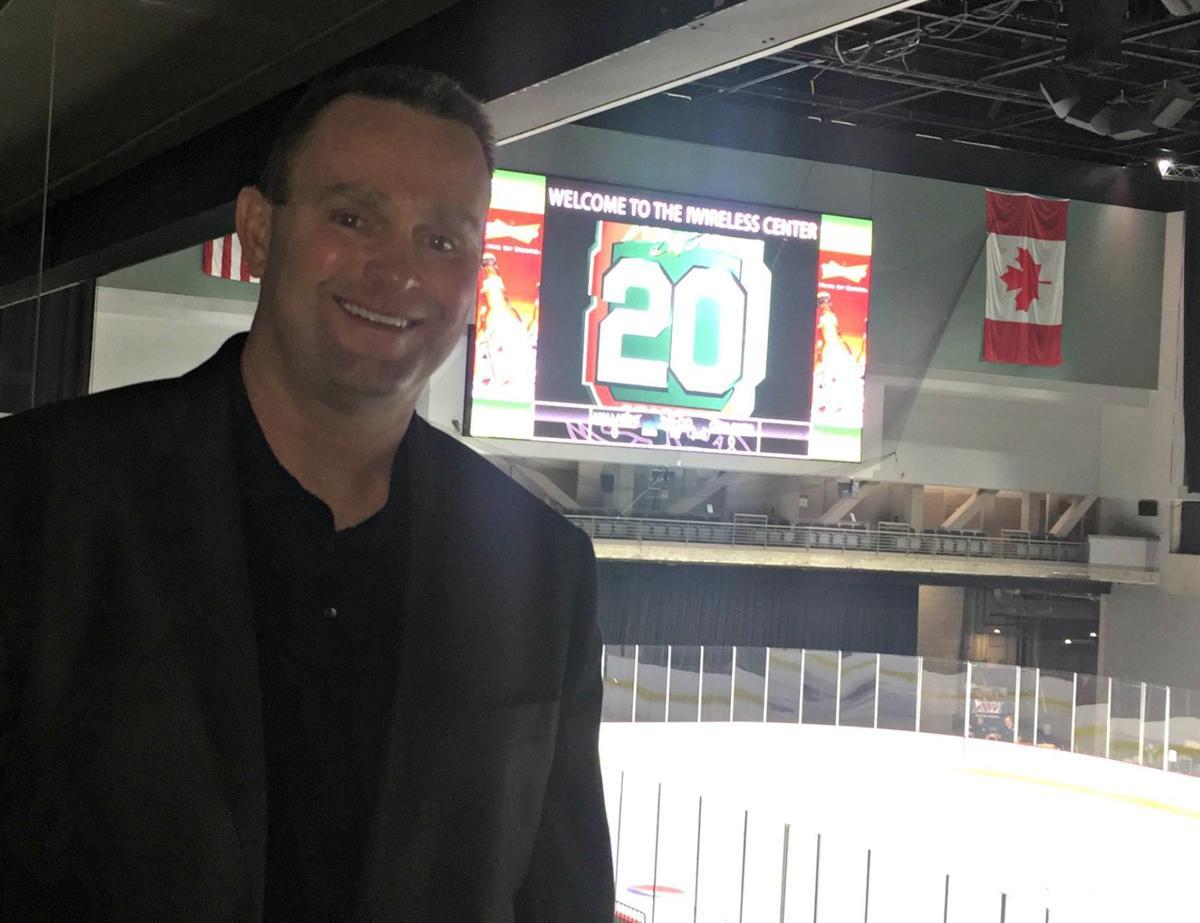 Executive director Scott Mullen