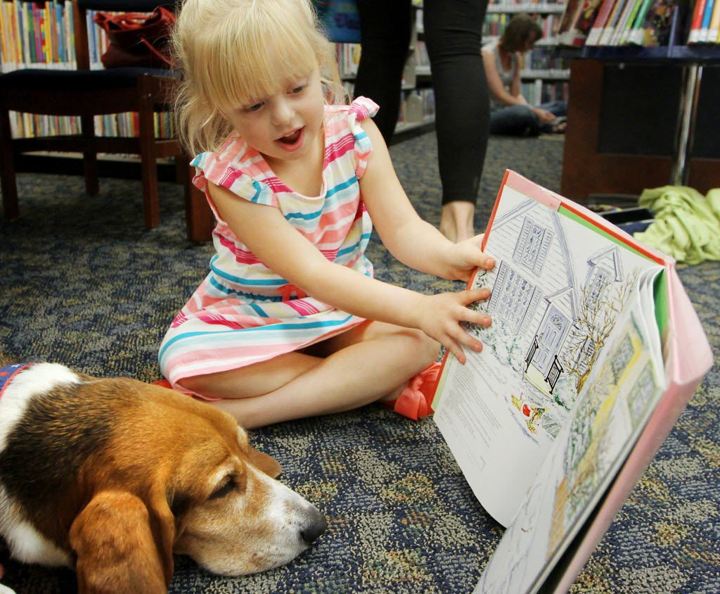 'Reading Dogs' Scheme Launched at Schools to Boost ... |Puppy Reading