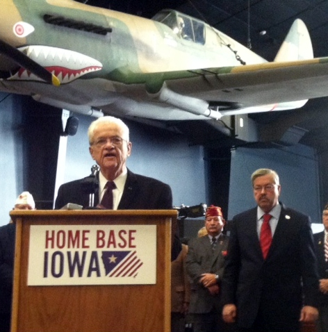 Boswell and Branstad
